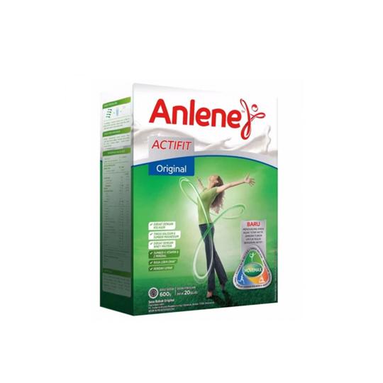 ANLENE ACTIFIT RASA ORIGINAL 600 G