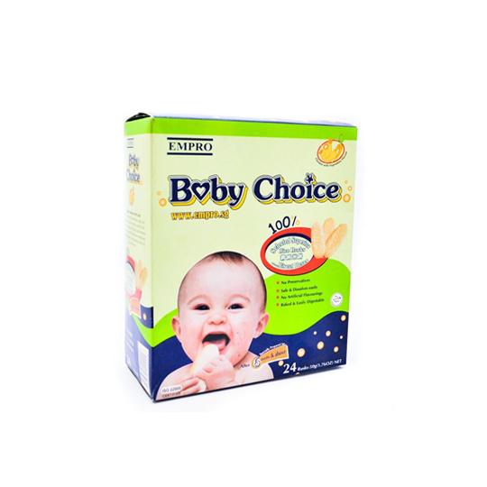 BABY CHOICE AYAM BAWANG 50 GR