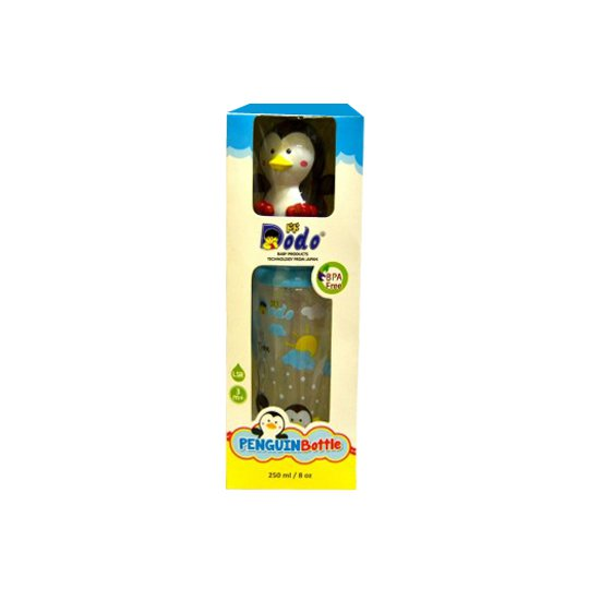 DODO BOTOL PENGUIN 250 ML