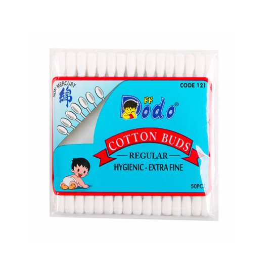 DODO COTTON BUDS CODE 121 50 PIECES