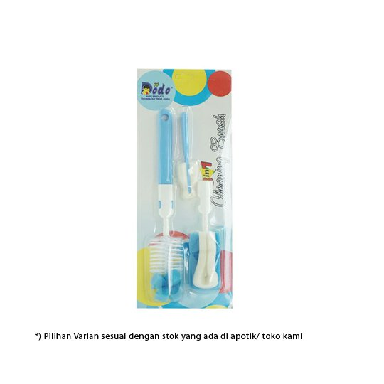 DODO 3IN1 CLEANING BRUSH