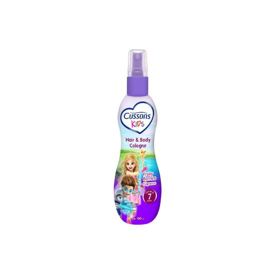 Cussons Kids Cologne Fruity Berries 100 ml