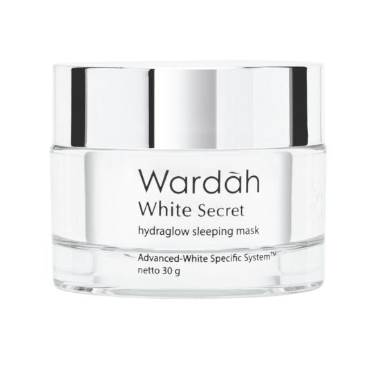 WARDAH WHITE SECRET HYDRAGLOW SLEEPING MASK 30 G