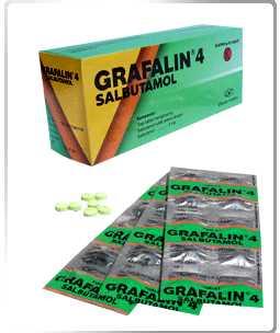 GRAFALIN 4 MG 10 TABLET