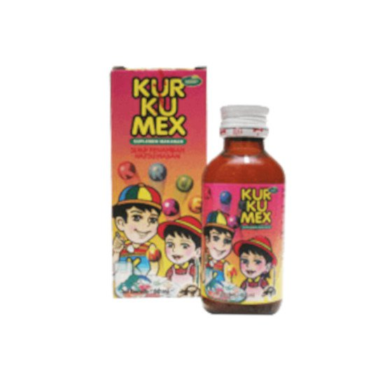 KURKUMEX SIRUP 60 ML