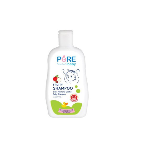 PURE BABY SHAMPOO FRUITY 230 ML
