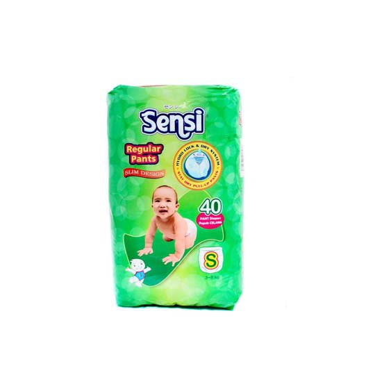 SENSI PANTS S 40 PIECES