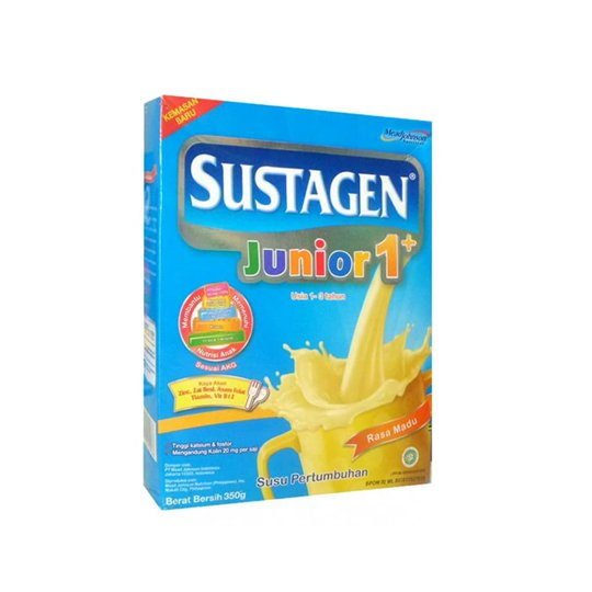 SUSTAGEN JUNIOR 1+ MADU 350 GR