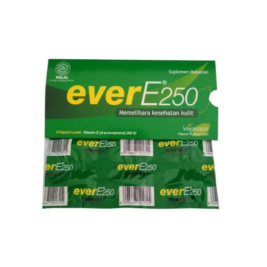 Ever E 250 IU 6 Kapsul