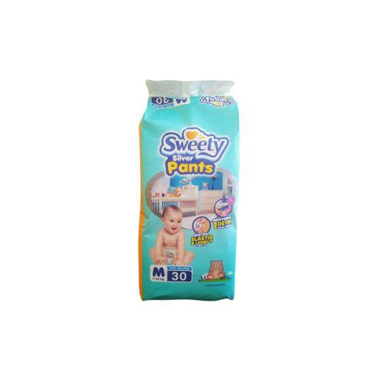 SWEETY FIT PANTZ M 30 PIECES