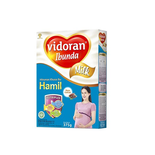 VIDORAN IBUNDA COKLAT 375 GR
