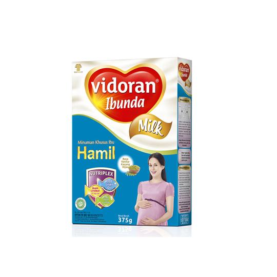 VIDORAN IBUNDA VANILA KACANG HIJAU 375 GR