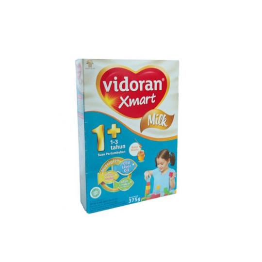 VIDORAN XMART 1+ MILK MADU 350 G