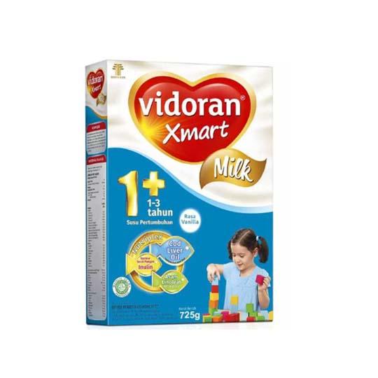 VIDORAN XMART 1+ VANILA 725 GR