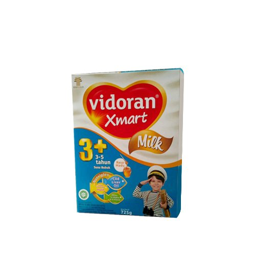 VIDORAN XMART 3+ MILK MADU 725 GR