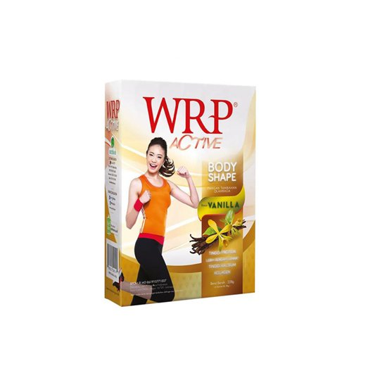 WRP ACTIVE BODY SHAPE VANILLA 228 GR