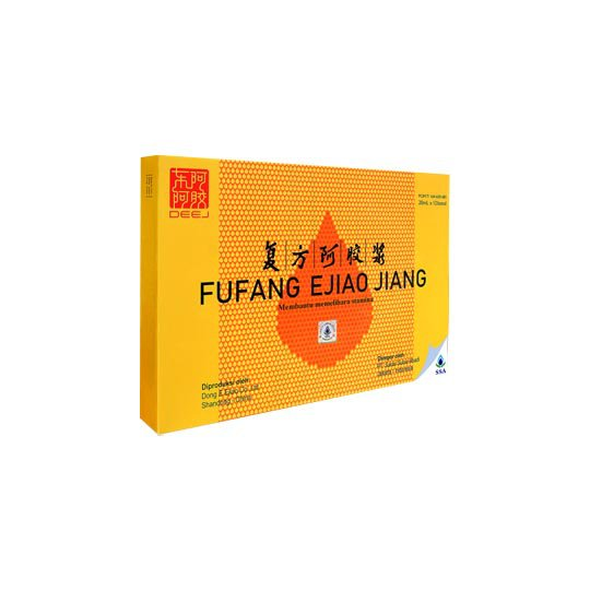 FU FANG E JIAO JIANG 20 ML 12 BOTOL
