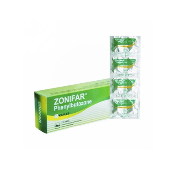 ZONIFAR KAPLET 200 MG
