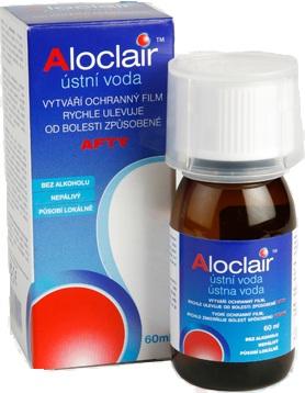 ALOCLAIR PLUS GARGLE 60 ML