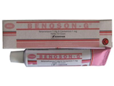 BENOSON G CREAM 10 G