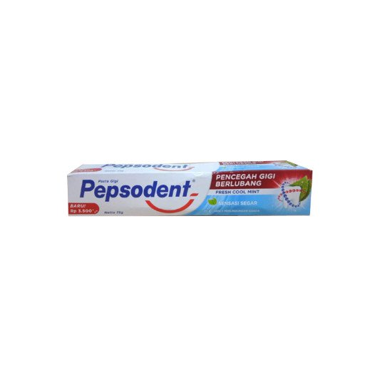 PEPSODENT TOOTH PASTE FRESH COOL MINT 75 GR