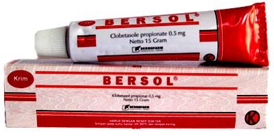 BERSOL 0.05% CREAM 15 G