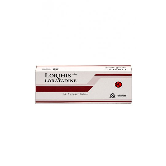 LORIHIS 10 MG 10 TABLET