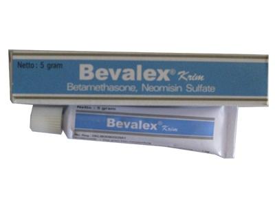 BEVALEX CREAM 5 G
