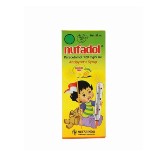 NUFADOL SIRUP 60 ML