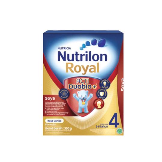 NUTRILON ROYAL SOYA 4 350 GR