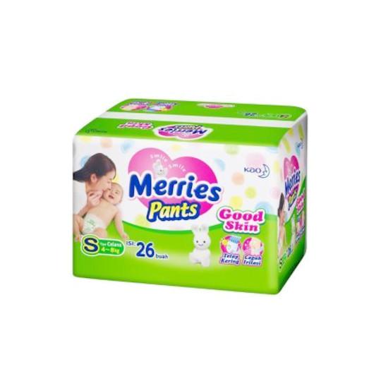 Merries Pants Good Skin S 26 Pieces