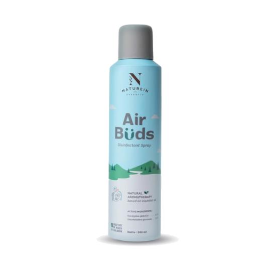Naturein Air Buds Disinfectant Spray 280 ml
