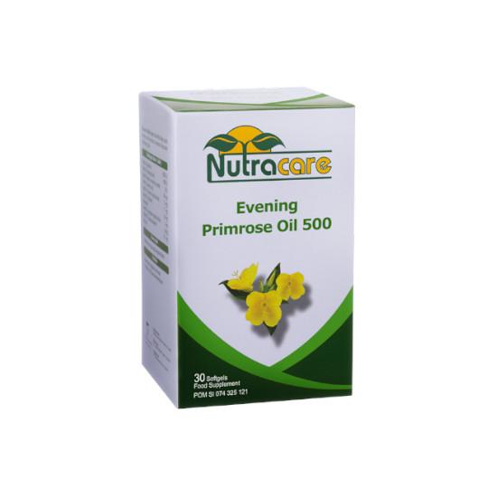 NUTRACARE EVENING PRIMROSE OIL 500 30 KAPSUL