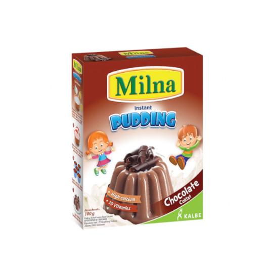 Milna Toddler Instant Pudding Coklat 100 g