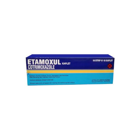 ETAMOXUL 10 KAPLET
