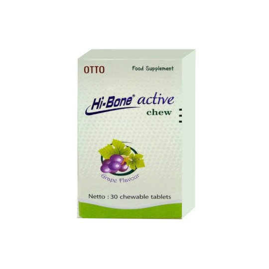 HI-BONE ACTIVE GRAPE 30 TABLET