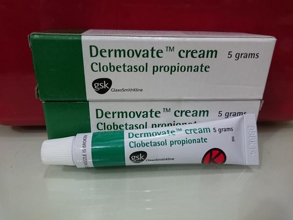 DERMOVATE 0.05% CREAM 5 G