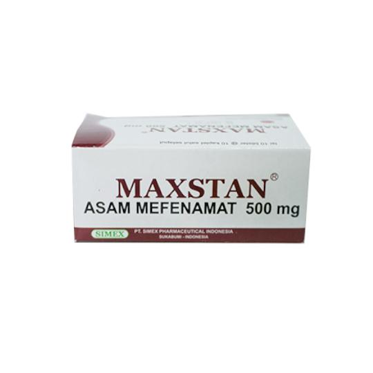 MAXSTAN 500 MG 10 KAPLET