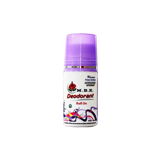 MBK DEODORANT ROLL ON PURPLE 40 ML