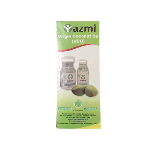 VIRGIN COCONUT OIL AZMI 130 ML