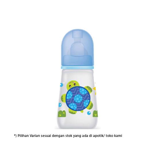 Baby Safe Feeding Bottle 125 ml JS001