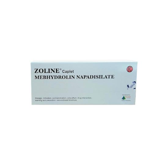 Zoline 50 mg 10 Kaplet
