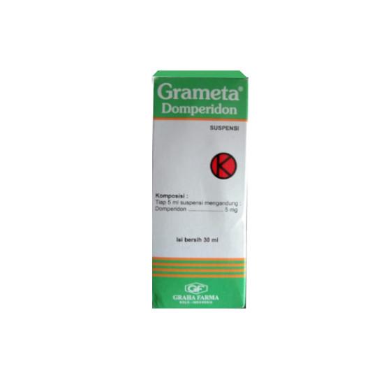 GRAMETA SIRUP 30 ML