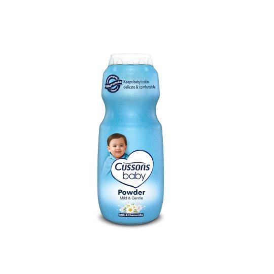 Cussons Baby Powder Mild & Gentle 350 g