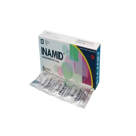 INAMID 2 MG 10 TABLET