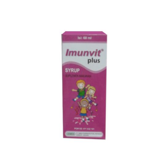 IMUNVIT PLUS SYRUP 60 ML