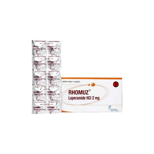RHOMUZ 2 MG 10 TABLET