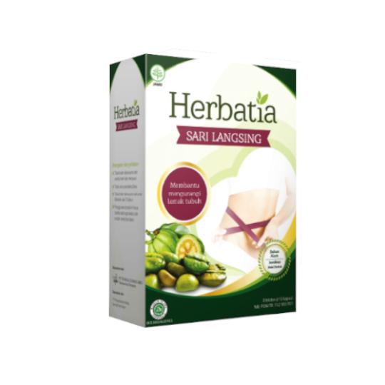 Herbatia Sari Langsing 30 Kapsul