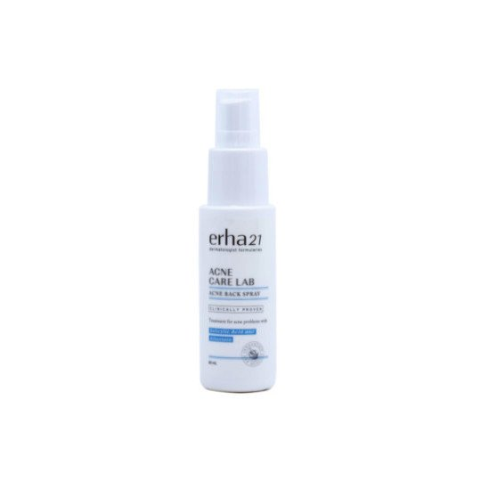 ERHA21 ACNE CARE LAB ACNE BACK SPRAY 60 ML