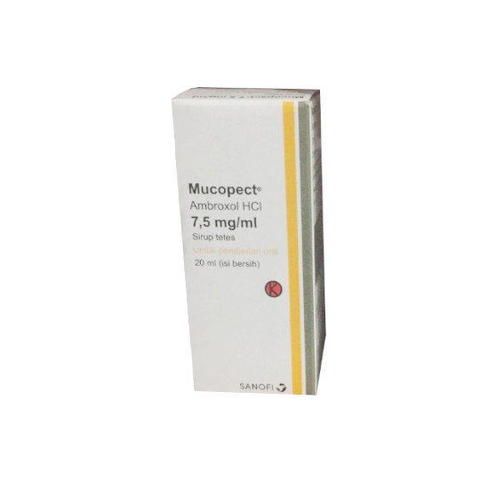 MUCOPECT DROPS 20 ML